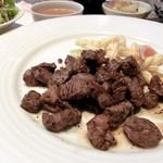 riche - 料理写真:サイコロステーキ