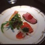 バーンズ・キッチン - ランチの前菜