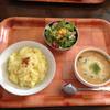 LAXMI - 料理写真:ランチセット (ホワイトカレー)