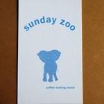 sunday zoo -