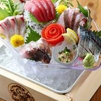 *★*…漁師直送海の玉手箱(2人前)*★*…価格はなんと本気の500円