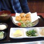 大のじ - ホタテ貝柱定食 ※ご飯なしで注文