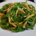 台湾料理  眞味 - 料理写真:チンジャオロース