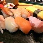 北新地 ○秀 - 寿司