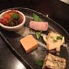 居間人 - 料理写真:前菜