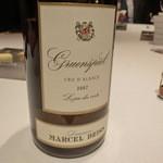 レストラン ラ フィネス - 2007 Gruenspiel Domeine Marcel Deiss