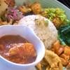 ベーシス エー - 料理写真:サブジ定食