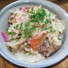 鉄板焼 和 - 料理写真:沖縄ちゃんぽん 700円