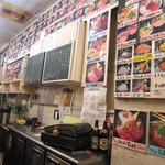 海鮮丼 大江戸 - 店内