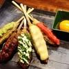 鶏酒肴dining酉のや - 料理写真:つくね各種