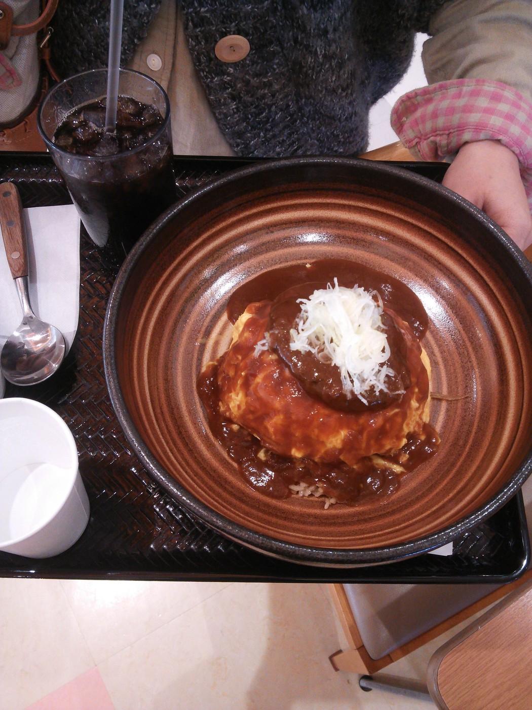 おむらいす亭 高松イオンモール高松店