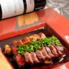 Bistro Baratie - 料理写真:『黒毛和牛とフォアグラのステーキたまりソースロッシーニ風』