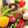道頓堀 あかい - 料理写真:契約農家、特殊青果市場より こだわりの野菜を頂きます