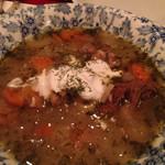 サルマーレ - 具沢山のスープ