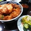 天菊 - 料理写真:掻き揚げ丼