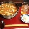 そば処青山 - 料理写真:カレー南蛮うどん♪