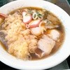 金光 - 料理写真:天ぷら中華そば600円