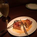 マルキNOZA - 蟹のパイ包み焼き!これはほんっまに絶品!