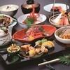 竹林 - 料理写真:懐石料理(7品~9品)…8,000円~12,000円(税別)