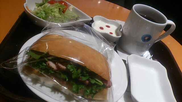 エクセルシオールカフェ 亀戸店