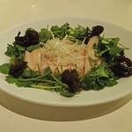 バワリー・キッチン - 蒸し鶏とシャン菜