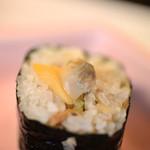国登録文化財 二木屋 - 浅蜊(あさり)海苔巻
