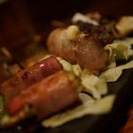 串焼き あだん - 料理写真:肉巻き