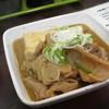 弁慶 - 料理写真:もつ煮込み390円