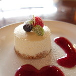 桜丘カフェ - ケーキセット