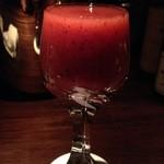 パナセ - 苺のカクテル
