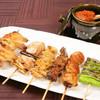 笹とり - 料理写真:250円から700円前後の一品メニューや焼鳥1本105円~とリーズナブル