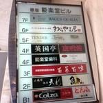 百菜百味 - 201402 百菜百味 ビルテナント案内