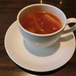 日比谷Bar DINING - ランチスープ