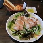 日比谷Bar DINING - チキンプレート900円
