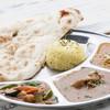 インドカレーの店 アールティー - 料理写真:人気のターリーはインドの定食ですよ!