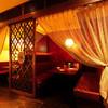 KOREAN DINING 長寿韓酒房 - 内観写真:カーテンの付いた半個室です。