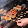 蔵鵡 - 料理写真:料理人の熟練の技が光る贅沢な焼き鳥!備長炭で一気に焼き上げる、絶品の串をどうぞ!