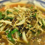劉 - 2012-8 まかない麺