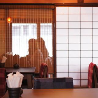 京町屋を改装した京都な落ち着ける空間です