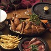 ローストチキンハウス - 料理写真:ストウブで焼き上げる自慢のチキン
