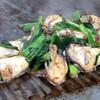 浜屋 - 料理写真:かき焼き