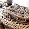 ちょい蕎麦庵 - 料理写真:北海道産田舎蕎麦