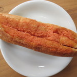 笹山 - 人気の、めんたいフランス 160円