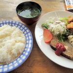 レストラン西厨房 - 2014.2日替わりランチ