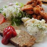 レストラン西厨房 - 2014.2日替わりランチ メインディッシュ