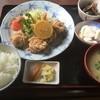 花だいこん - 料理写真:唐揚げ定食(650円)