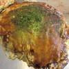 お好み焼ザ パース - 料理写真:広島焼き そば肉玉683円税込み コレは焼いて出てきます