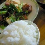 読谷山そば - 豆腐ちゃんぷるー