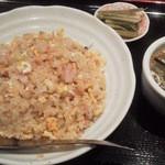 らーめん 軽菜 - チャーハン700円