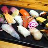 魚輝水産 - 料理写真:寿司盛